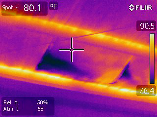 Fulton County Commercial Building Infrared Thermography